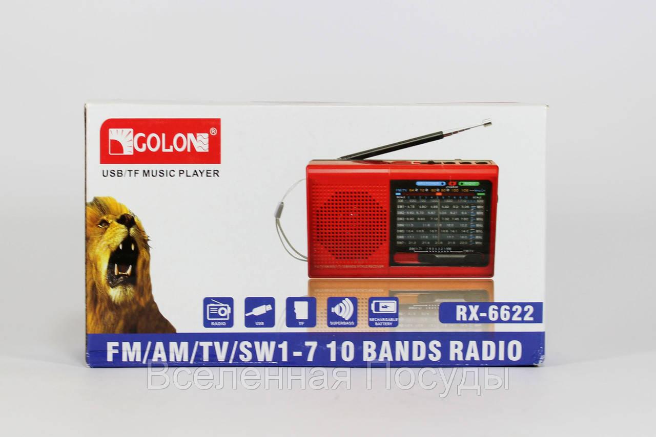 Радио RX 6633/6622  80