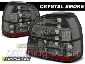 Задние фонари VW GOLF 3 09.91-08.97 CRYSTAL SMOKE