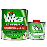 Грунт акриловый 4+1 HS Vika Вика (комплект 1,42кг)