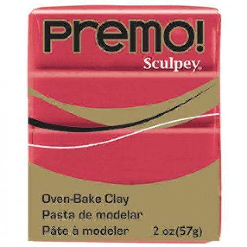 Глина полимерная Sculpey Premo Гранатовая 57г 5026
