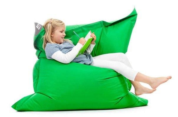 Крісло-мішок, крісло-мат, подушка Оксфорд 140*180см. З додатковим чохлом