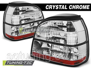 Задние фонари VW GOLF 3 09.91-08.97 CRYSTAL WHITE