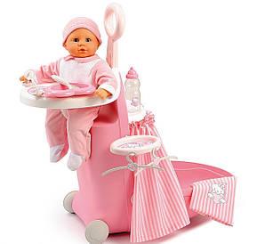 Набор для ухода за куклой Baby Nurse в чемоданчикe, фото 2