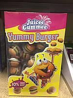 Желейная конфета Yummy Burger (упаковка 80шт)