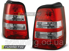 Задние фонари VW GOLF 3 09.91-08.87 VARIANT RED WHITE