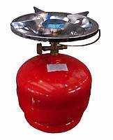 Газовый  набор примус Турист  1 литров Кемпинг
