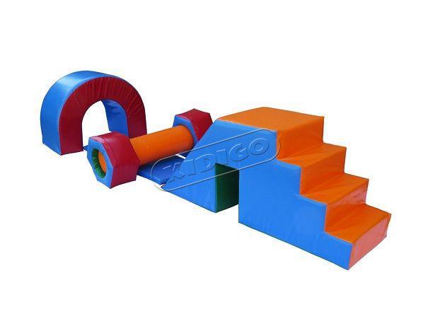 Дитячі ігрові модулі, Смуга перешкод KIDIGO-4