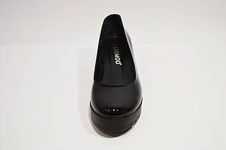Туфли лакированные на платформе Estomod 142, фото 2