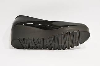 Туфли лакированные на платформе Estomod 142, фото 3