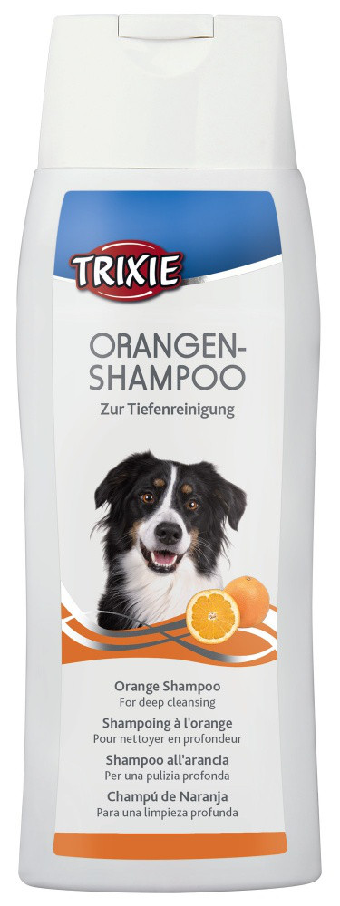 Trixie Orange Shampoo, 250 мл - шампунь  для собак с апельсиновым ароматом