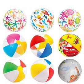 Мячи надувные