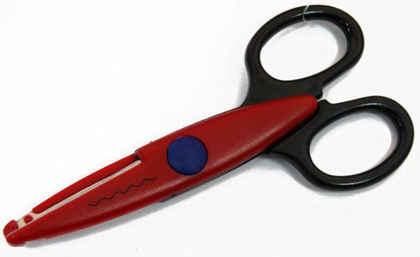 Ножницы фигурные Folia 14*6.5см №2j