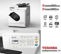 МФУ TOSHIBA E-Studio 2802AM / 6AG00006755/ копир/ принтер/ цвет.сканер / A3