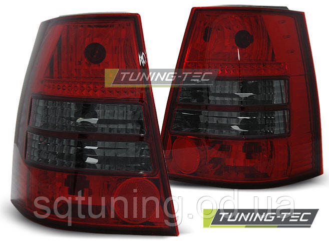Задние фонари VW GOLF 4 / BORA 99-06 VARIANT RED SMOKE