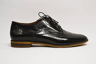 Туфли женские кожаные Kento 10645, фото 3