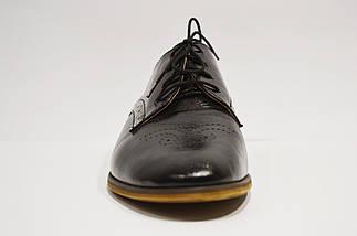 Туфли женские кожаные Kento 10645, фото 2