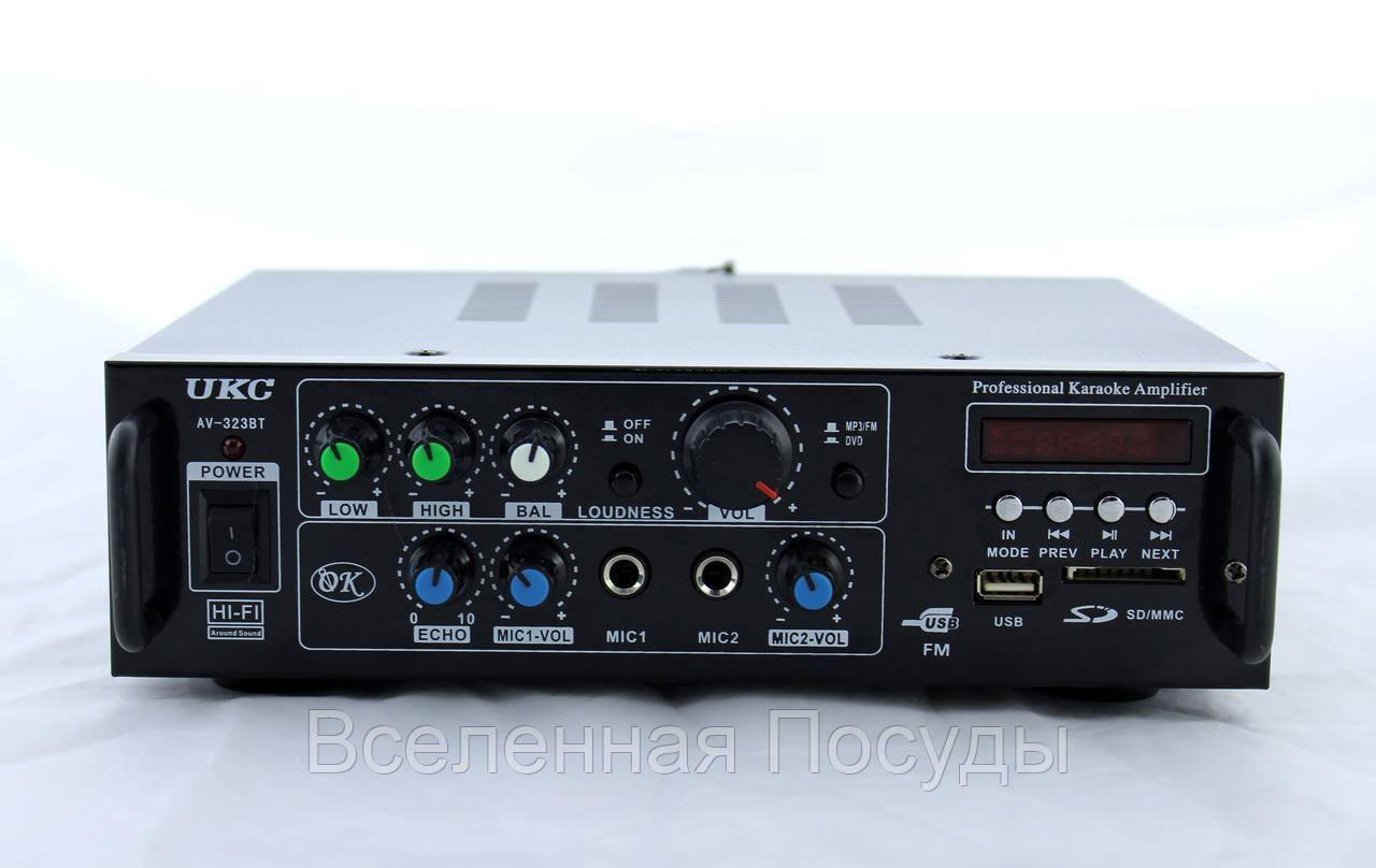 Усилитель AMP AV 323 BT  10