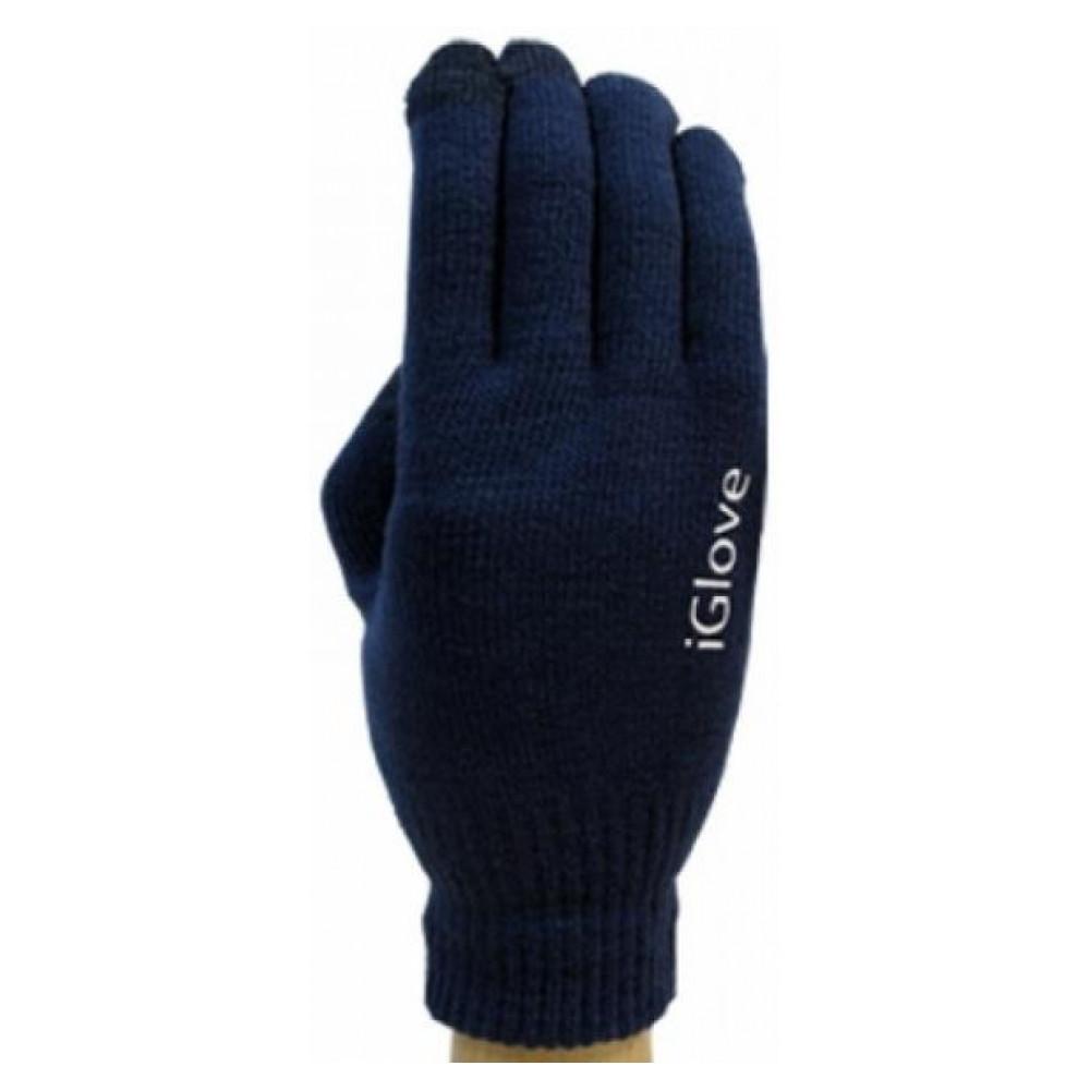 Перчатки Touch iGloves Blue
