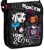 Сумка через плечо StarPak Monster High 49-37 MH4 25*21,5*5,5 см 307943