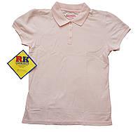 Детское поло для девочки разные цвета Kaynee короткий рукав р-р М