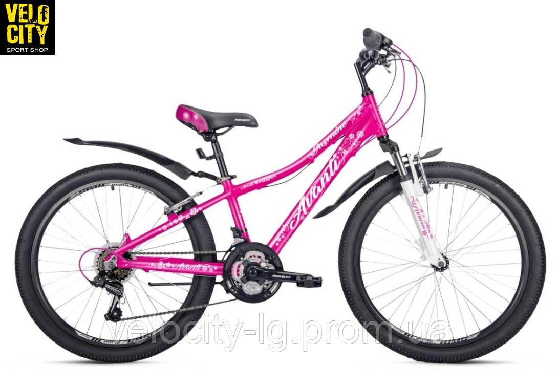 """Велосипед Avanti Jasmine 24"""" для девочки, фото 1"""