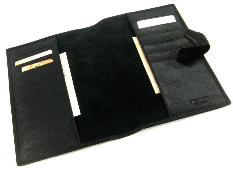 Обложка для блокнота PRENSITI 6524 Черный