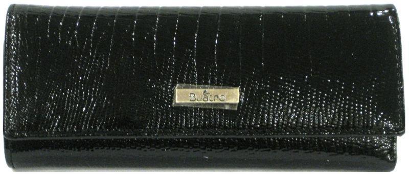 Чехол для ключей кожаный BUATRO 2023-2 Черная