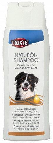 Trixie Natural-Oil Shampoo, 250 мл - шампунь с маслами макадамии и облепихи для собак