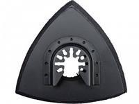 Насадка шлифовальная треугольник 90мм  YATO для реноватора
