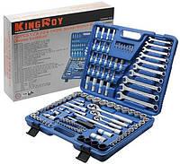Набор инструментов King Roy 120MDA 120 предметов, фото 1