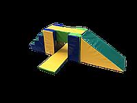 Мягкий набор модулей Мост