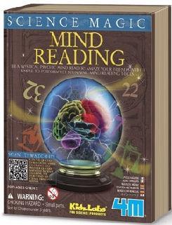Игра 4M магическая наука Чтение мыслей 6705
