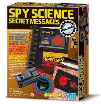 Игра 4M Набор шпиона. Секретные сообщения 3295