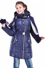 Красивая зимняя куртка для двочки