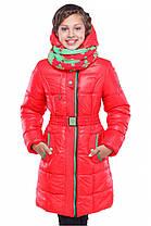 Красивая зимняя куртка для двочки, фото 2