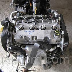 Мотор двигатель Mazda 6 MPV RF5C 2.0 дизель