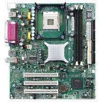 Материнская плата Intel D865GVHZ, s478, б\у