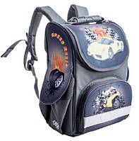 Рюкзак (ранец) школьный каркасный ZiBi ZB14.0104SR Speed Rally