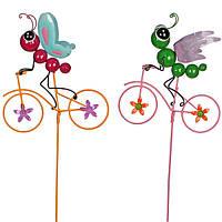 Набор декора для сада Бабочка и Стрекоза