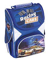 Рюкзак (ранец) школьный каркасный Cool For School CF85420 Racing Cars