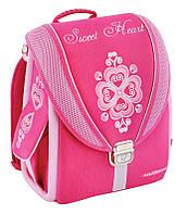 Рюкзак (ранец) школьный каркасный Cool For School CF85458 Sweet Heart