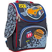 Рюкзак (ранец) 1 Вересня школьный каркасный 551947 Super Car 2532 25*34*12см