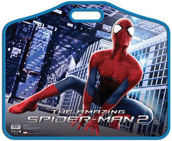 Портфель А3 KITE мод 208 пластик на липучке Spider-Men SM14-208K