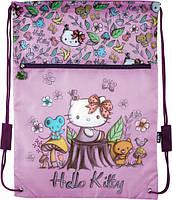 Сумка для обуви Kite мод 601-1 Hello Kitty-1 с карманом HK14-601-1K
