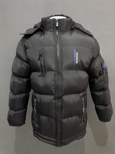 Куртка мужская зимняя, крутая Аляска