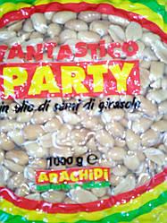 Арахис 1 кг Италия Аrachidi fantastico party 1kg