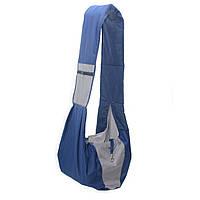 Слинг сумка-переноска Комфорт лето для котов и собак