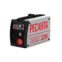 Сварочный аппарат инверторный Ресанта САИ 220 К (компакт)