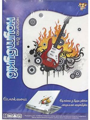 Наклейка для ноутбука HARD ROCK 950470 - Офис-Престиж в Одессе