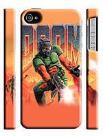 Чехол DOOM  для iPhone 4/4s